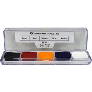 FX PRIMARY Palette - 5 couleurs