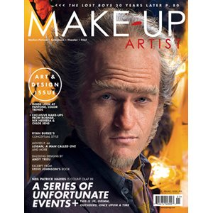 #125 - MAKE UP ARTIST MAGAZINE