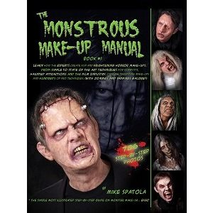 MONSTROUS MAKE-UP MANUAL - BOOK 1