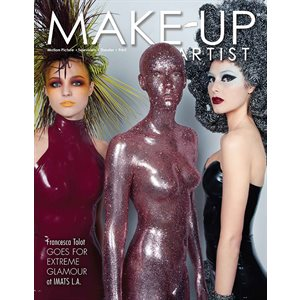 #113 - MAKE-UP ARTIST MAGAZINE
