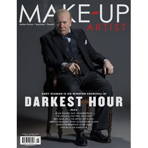 #129 - MAKE UP ARTIST MAGAZINE
