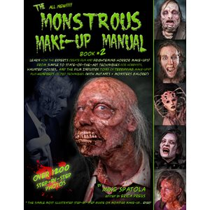 MONSTROUS MAKEUP MANUAL - BOOK 2