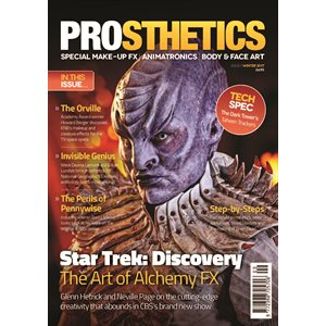 Prosthetics Magazine - Issue #9