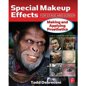 SPECIAL MAKEUP EFFECTS STAGE & SCREEN 2ND EDITION